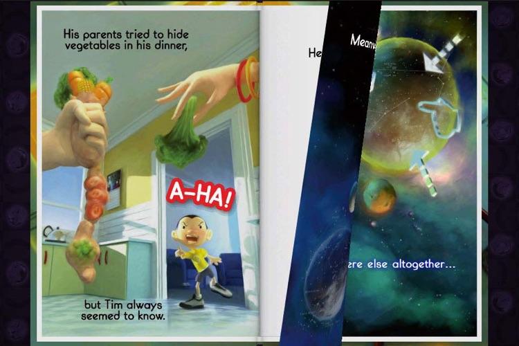 Food Fight! Lite - An Interactive Book by Glenn... screenshot-3