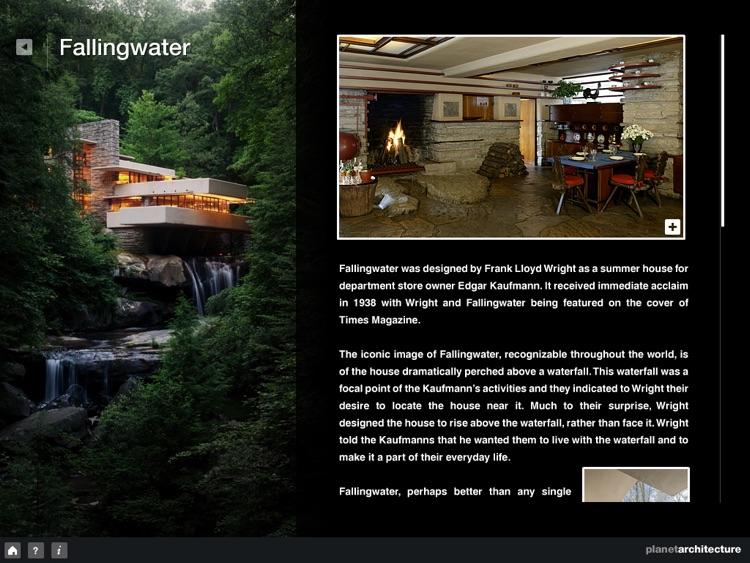 Fallingwater - Frank Lloyd Wright - HD screenshot-3