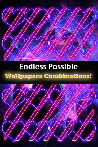 Best Glow Wallpaper Designerfree Customize Your Home