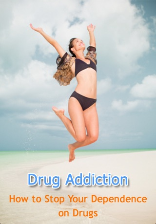 Drug Addiction - How to Stop Your Dependence on Drugs screenshot-0