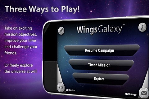 Wings Galaxy: Space Exploration (NEW) screenshot-3