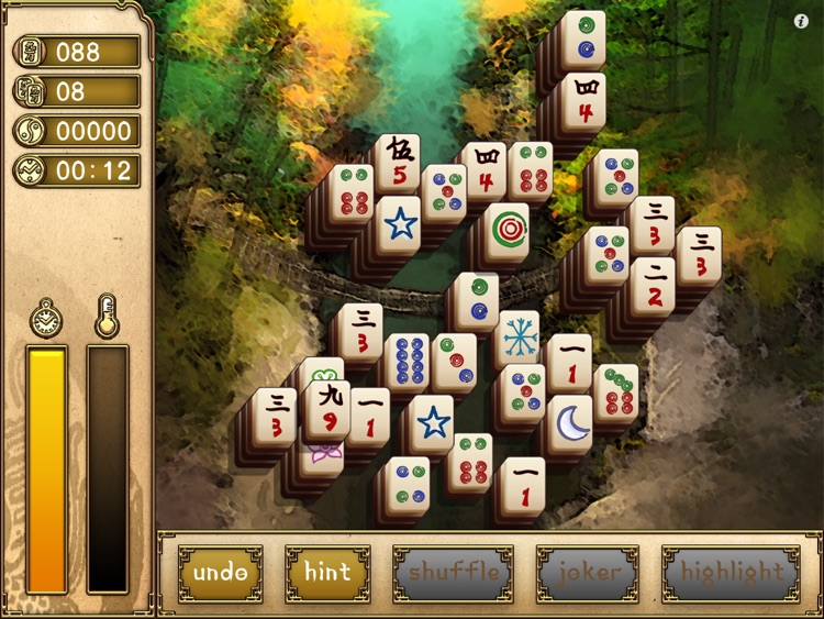 Mahjong Elements HD screenshot-4