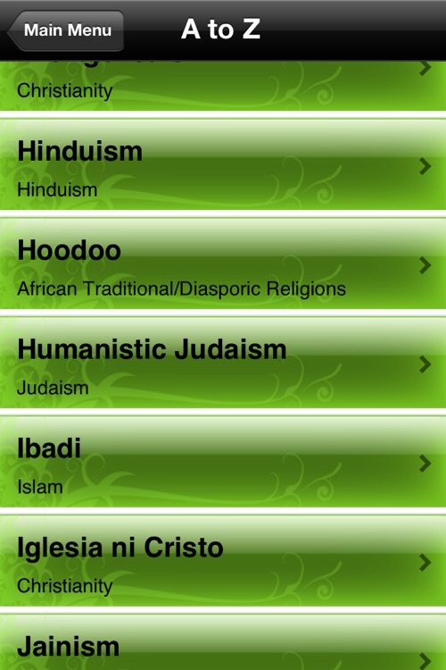 Encyclopedia of Religion screenshot-1