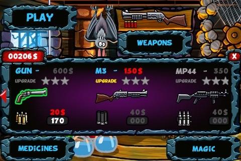 Van Pershing - Christmas Monster Hunter screenshot-4