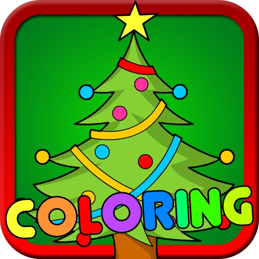 Christmas Coloring For Kids