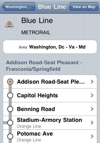US Railroad Map screenshot-3