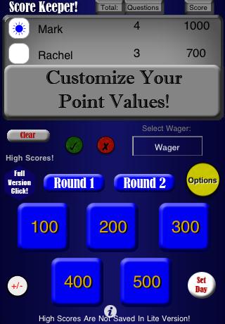 Score Keeper-Lite! screenshot 4