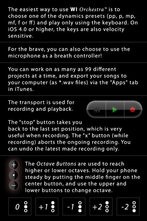 WI Orchestra™ screenshot-3
