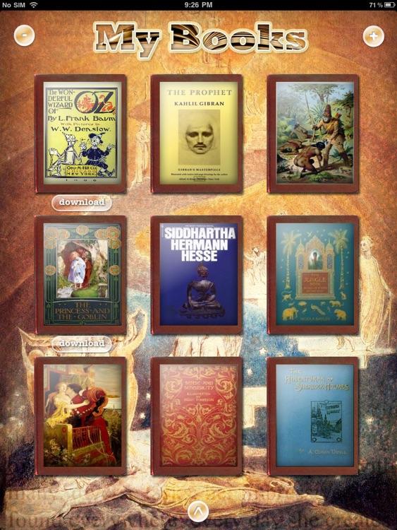 Infinite Book Reader - Millions of Free Books