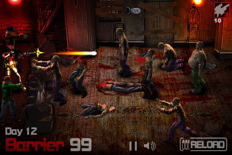 Attack from the Dead screenshot 1