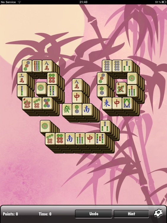Mahjong HD FREE screenshot-2