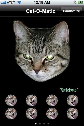 Cat-O-Matic Free Edition screenshot-3