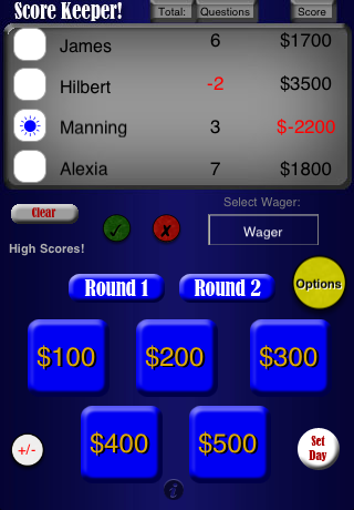 Score Keeper! screenshot 1
