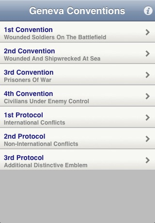 Geneva for iPhone and iPod Touch screenshot three