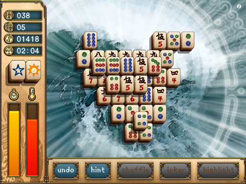 Mahjong Elements HDscreeshot 1