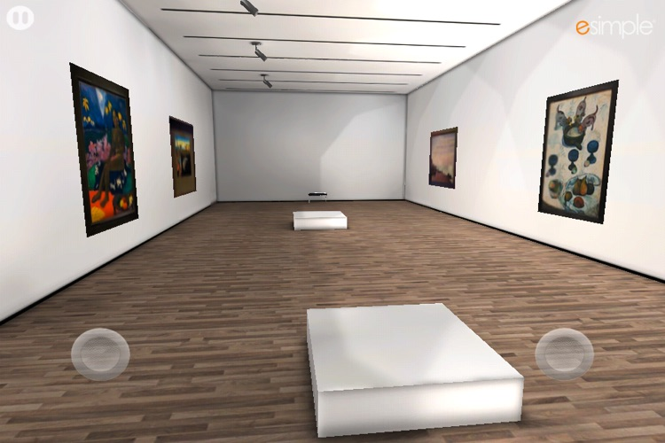 3D Virtual Art Gallery screenshot-3