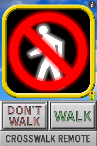 Crosswalk and Traffic Light Remote Free - náhled