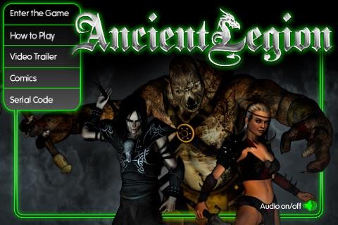 Ancient Legion FREE