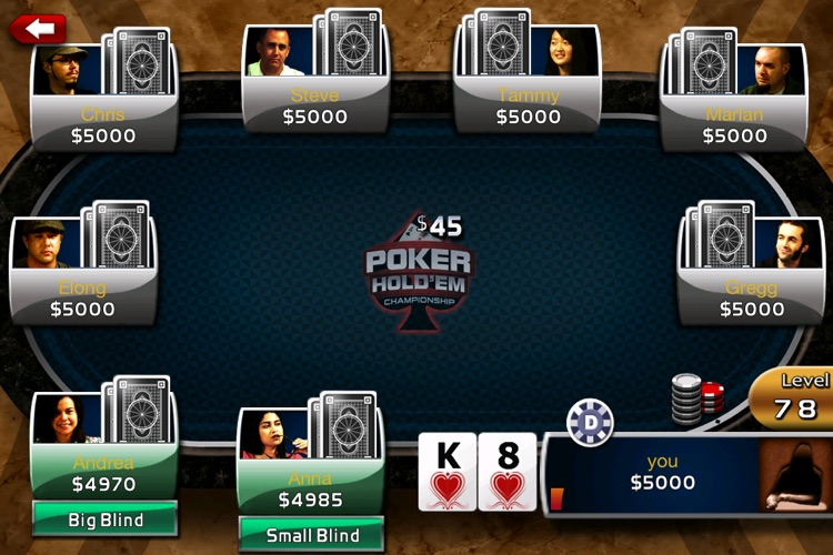 Poker: Hold'em Championship screenshot-4