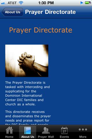 Dominion International Center - náhled