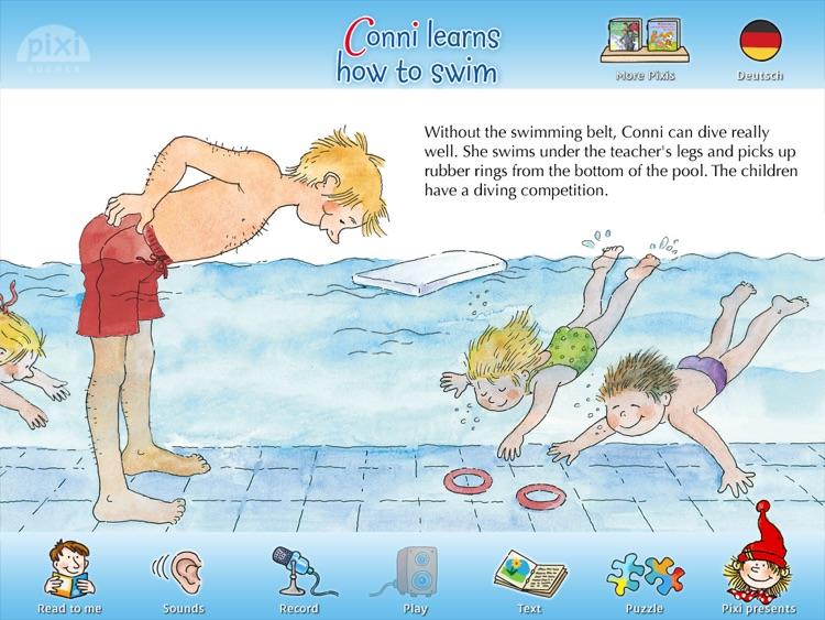 """Pixi Buch """"Conni macht das Seepferdchen"""" screenshot-4"""