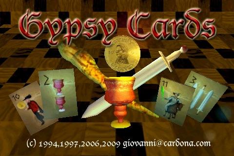 Gypsy Cards screenshot-4