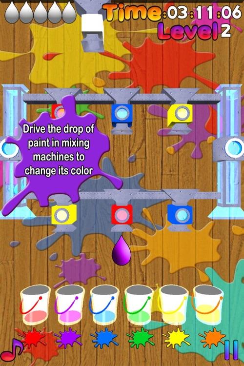 Color Mixing Lite screenshot-3