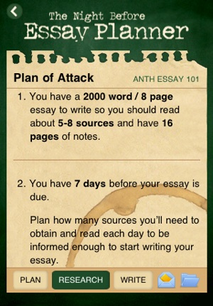 the night before essay planner The night before essay planner pdf then, the night before the exam, assemble and pack those items so you join our mailing list & get the p&c application essay planner — freein your working memory, you will need to follow your research and note taking by making out a plan before you begin to write an essay to read.