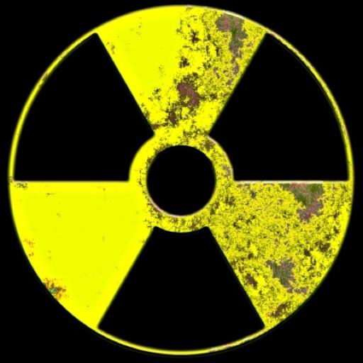 Geiger Counter - Radiation gag