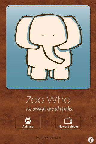 Zoo Who? - An Animal Encyclopedia