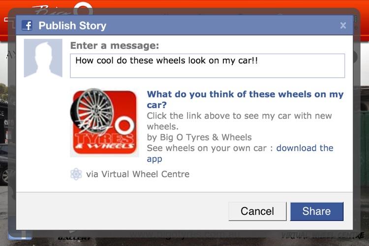 Big O Tyres & Wheels screenshot-4