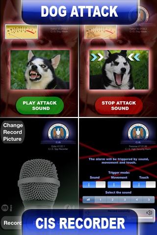 CIS Fingerprint Scanner & Spy Toolkit screenshot-4