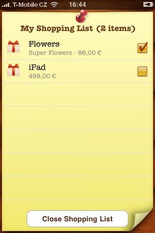 Easy Gift List (Free)