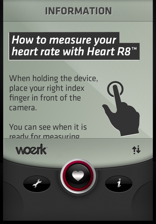 Heart R8 screenshot-3