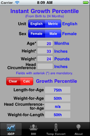 Growth Chart Percentiles Calculator Antaexpocoaching