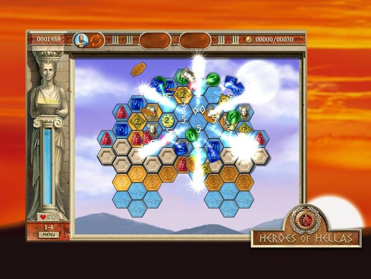 Heroes of Hellas HD screenshot-4