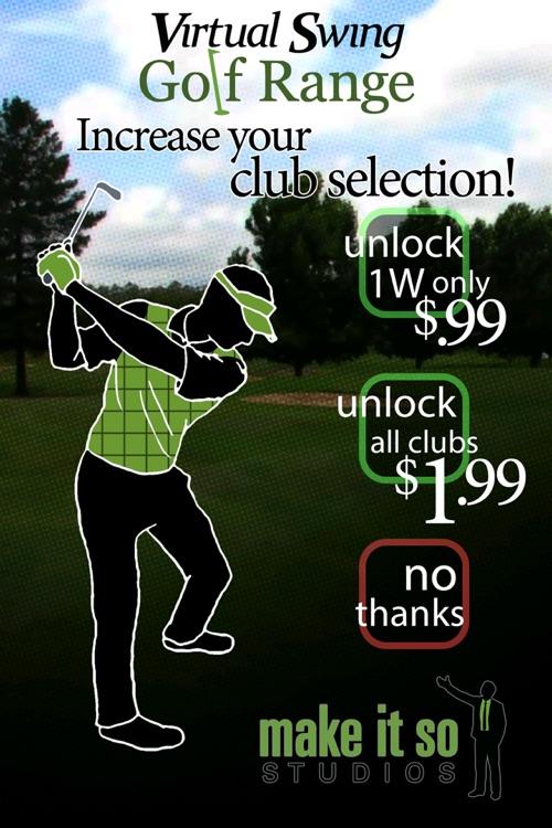 Virtual Swing Golf Range screenshot-3