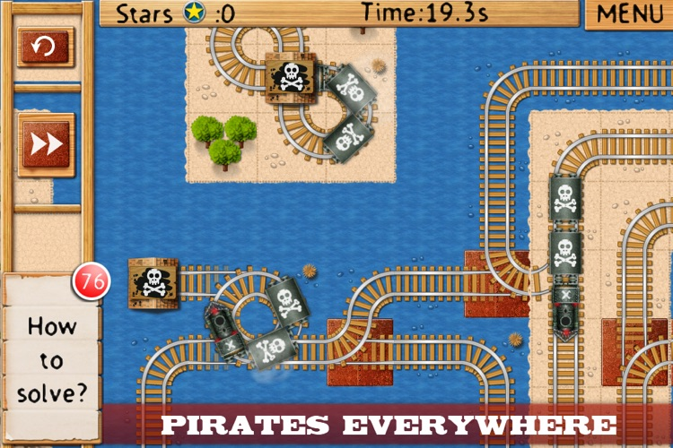 Rail Maze Pro screenshot-3