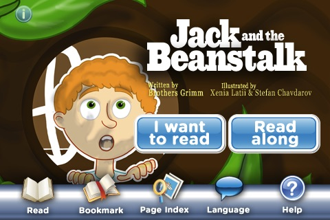 Jack and the Beanstalk StoryChimes (FREE) screenshot-0