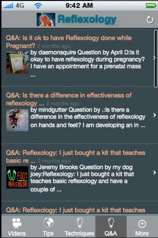 Reflexology. screenshot-3