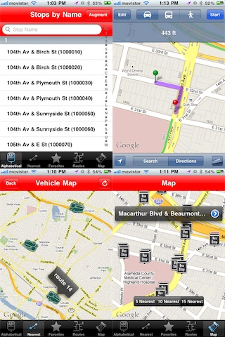 AC Transit Tracker screenshot-0