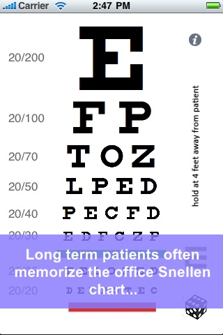 Random Eye Chart screenshot-0