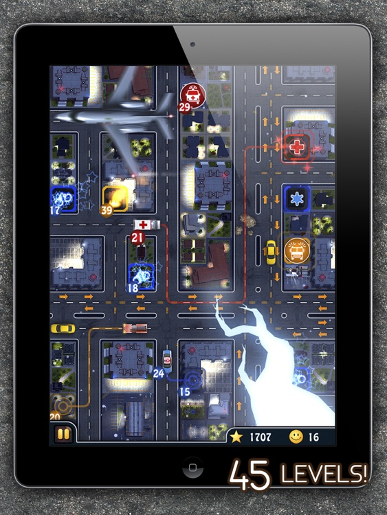Rescue City iPad Edition screenshot-1
