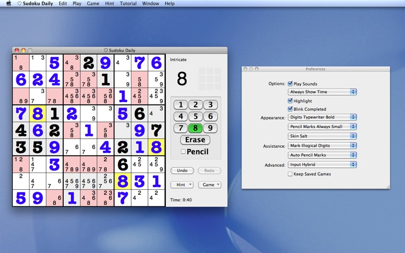 Sudoku Daily Screenshot