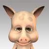 Sprechendes Schwein