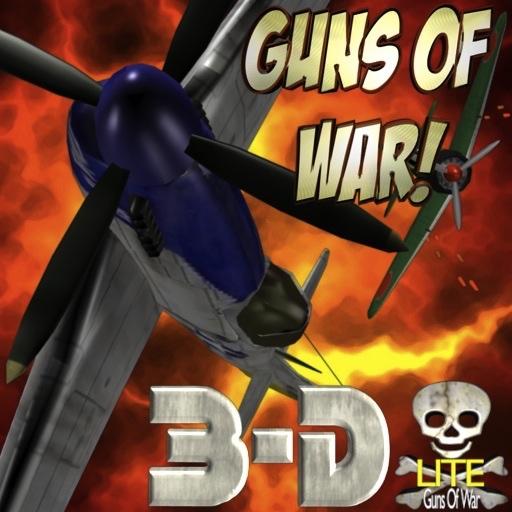 3-D FIGHTER PILOT LITE : Guns of War