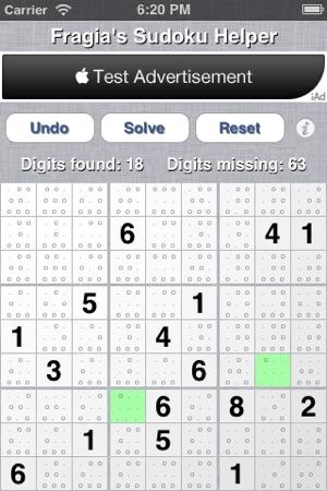 sudoku helper fragia on the app store