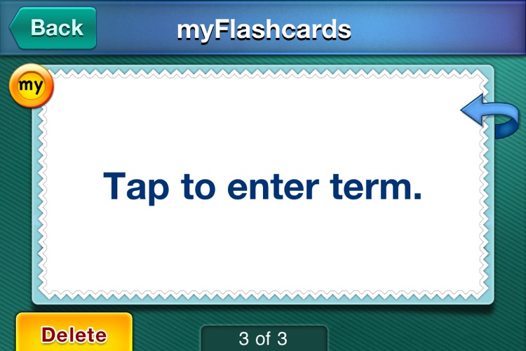 American History myFlashcard Maker, MS Edition