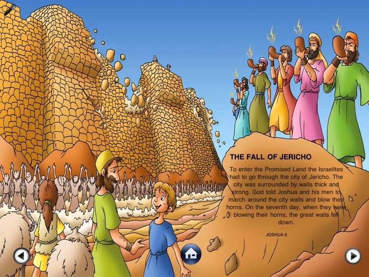 Toddler Bible – The Carry Along Bible screenshot-3