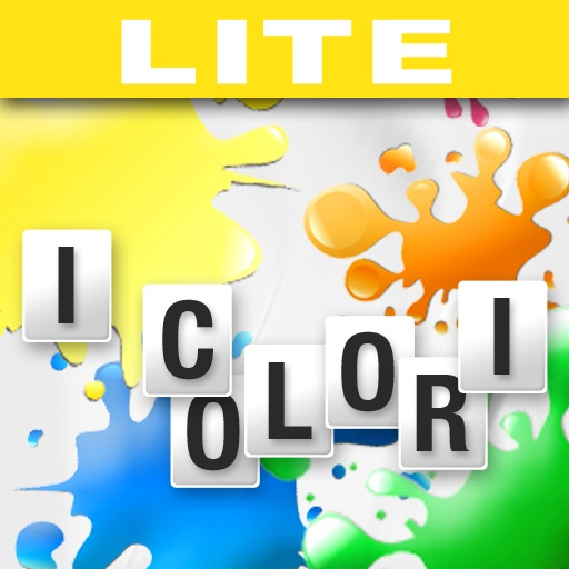 My first italian words: The colors (lite version)